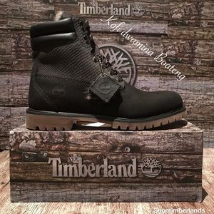 """TIMBERLAND NORDIC COLLECTION 6"""" WATERPROOF BOOT"""